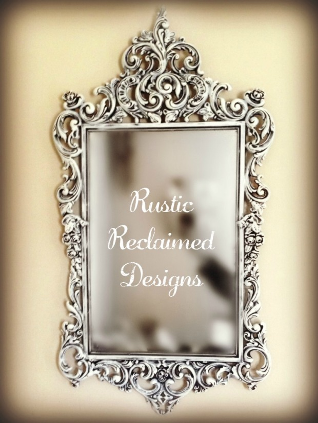 Personal Project Mirror Makeover