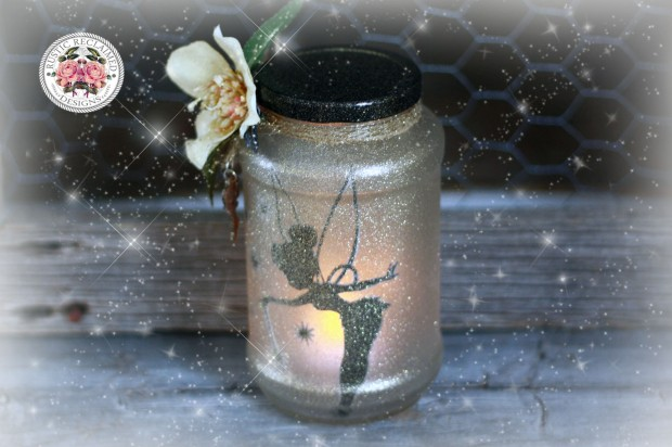 Faerie Lantern Jars by Sherida