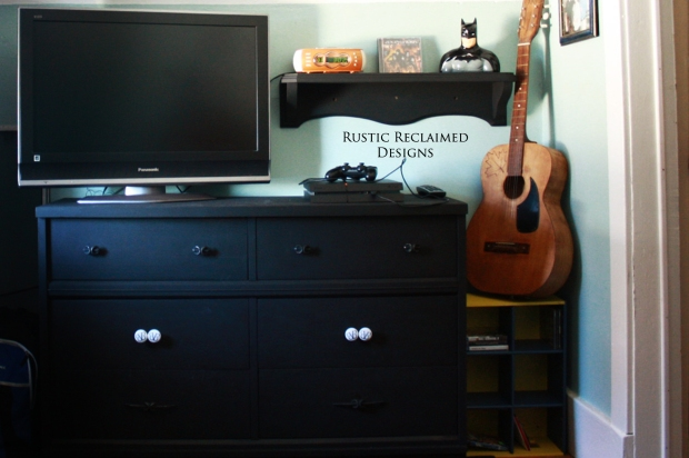 Bedroom Makeover for my 11 year old son.