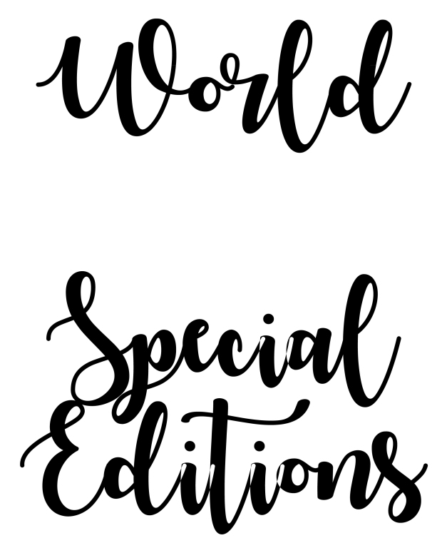Titles for World & Special Edition