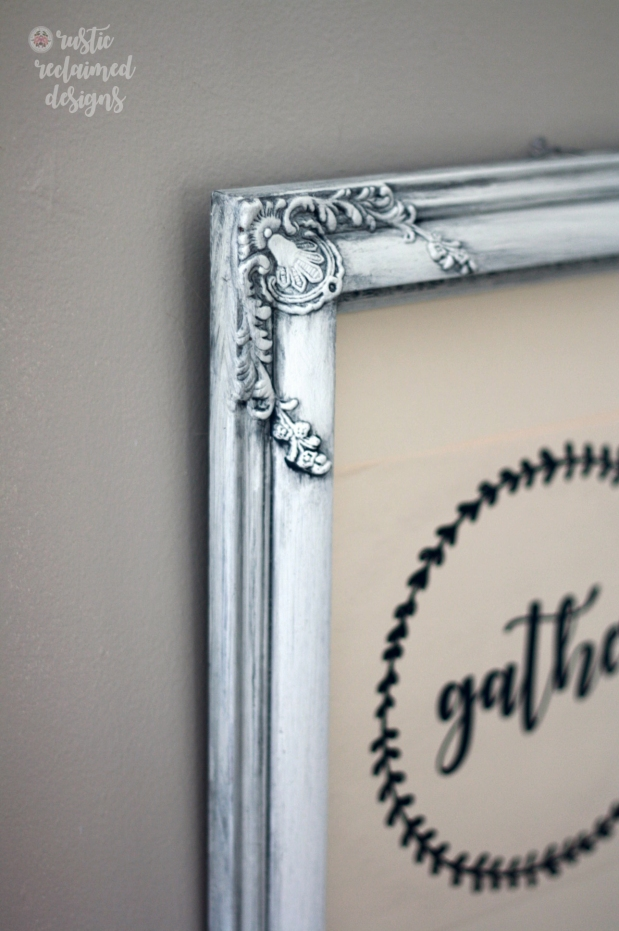 Gather Frame + FREE Printable